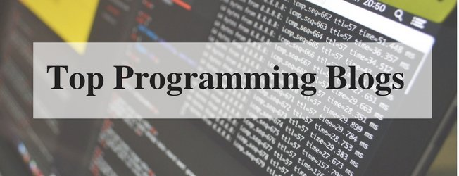 top-programming-blogs