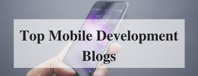 top-mobile-development-blogs