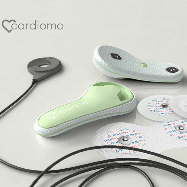 Cardiomo-wearable