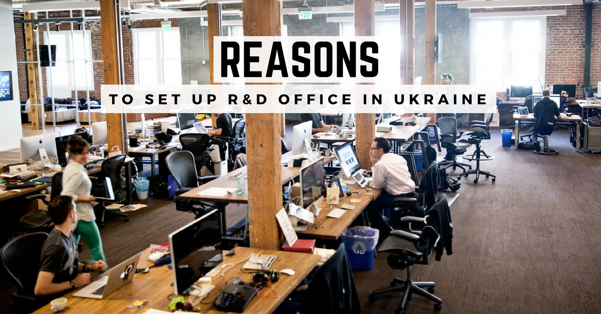 Top 12 Reasons Why Ukraine is a Perfect Place to Outsource ...