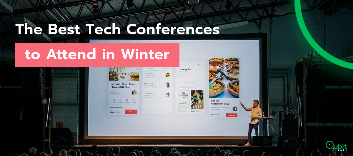 The Best Tech Conferences to Attend in Winter
