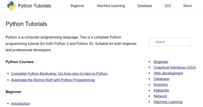 15 Free Resources to Learn Python Online - Qubit Labs