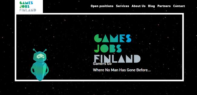 games jobs finland