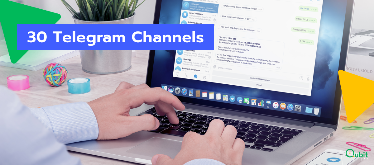 30 Telegram Channels To Sharpen Your Software Development Skills