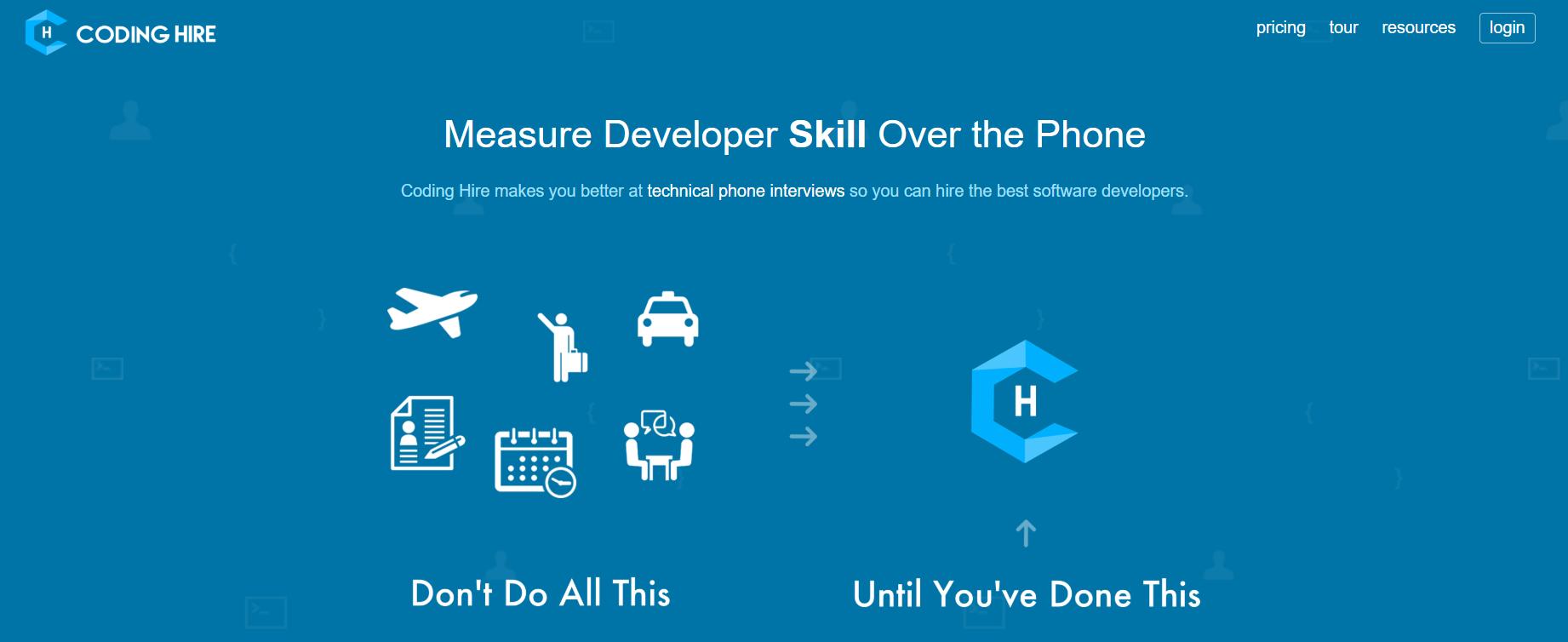 coding hire