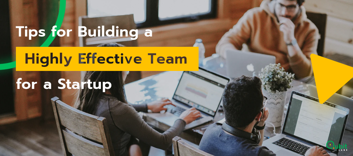 Build a Team for Startup