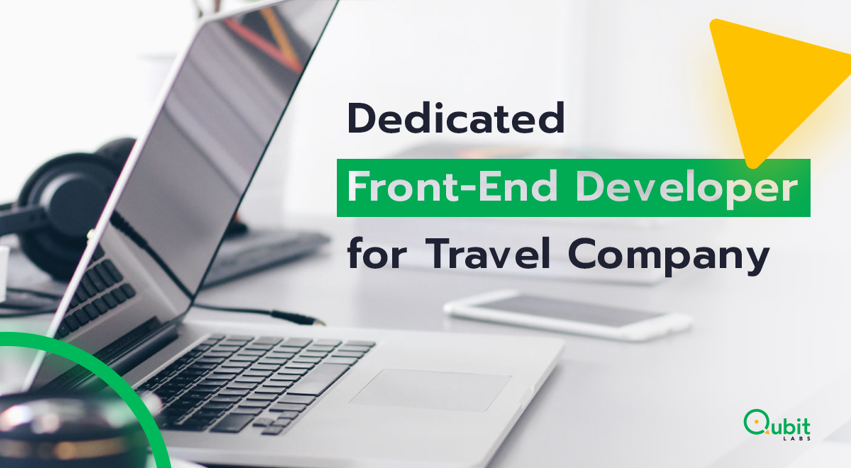 Dedicated Front-End Developer for Travel Company from Sweden