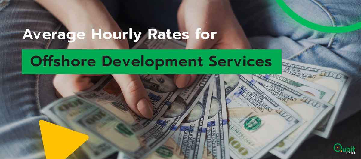 Average Hourly rates for Offshore Development Services