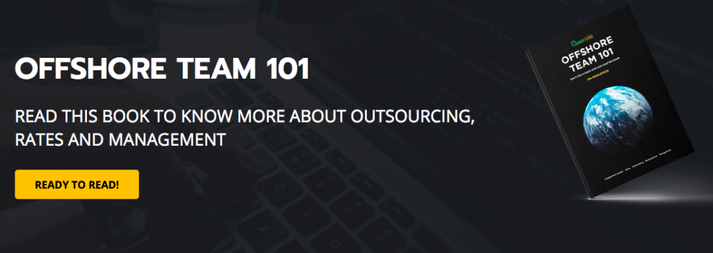 Book Offshore Team 101 by Qubit Labs
