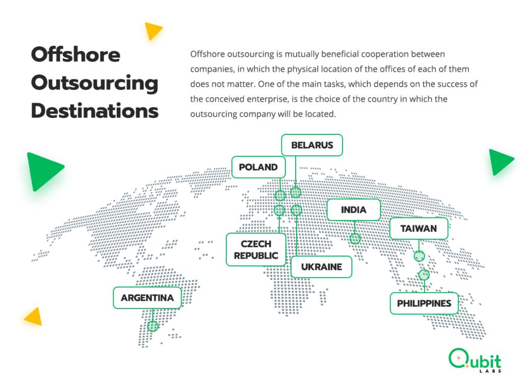 offshore outsourcing destination