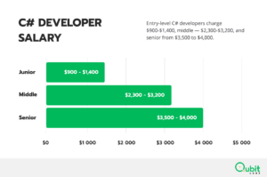 C# Developer Salary