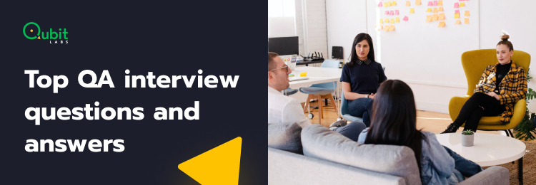 QA Interview Questions and Sample Answers