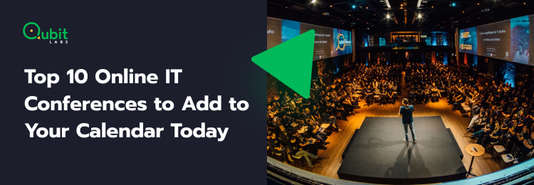 Top 10 Online IT Conferences to Add to Your Calendar Today